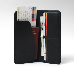 Leather Passport Cover, Personalized Passport Wallet, Passport Cover