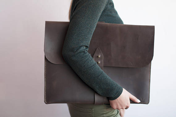 Leather Portfolio Bag, Large Portfolio Bag, Art Portfolio Bag, A sizes